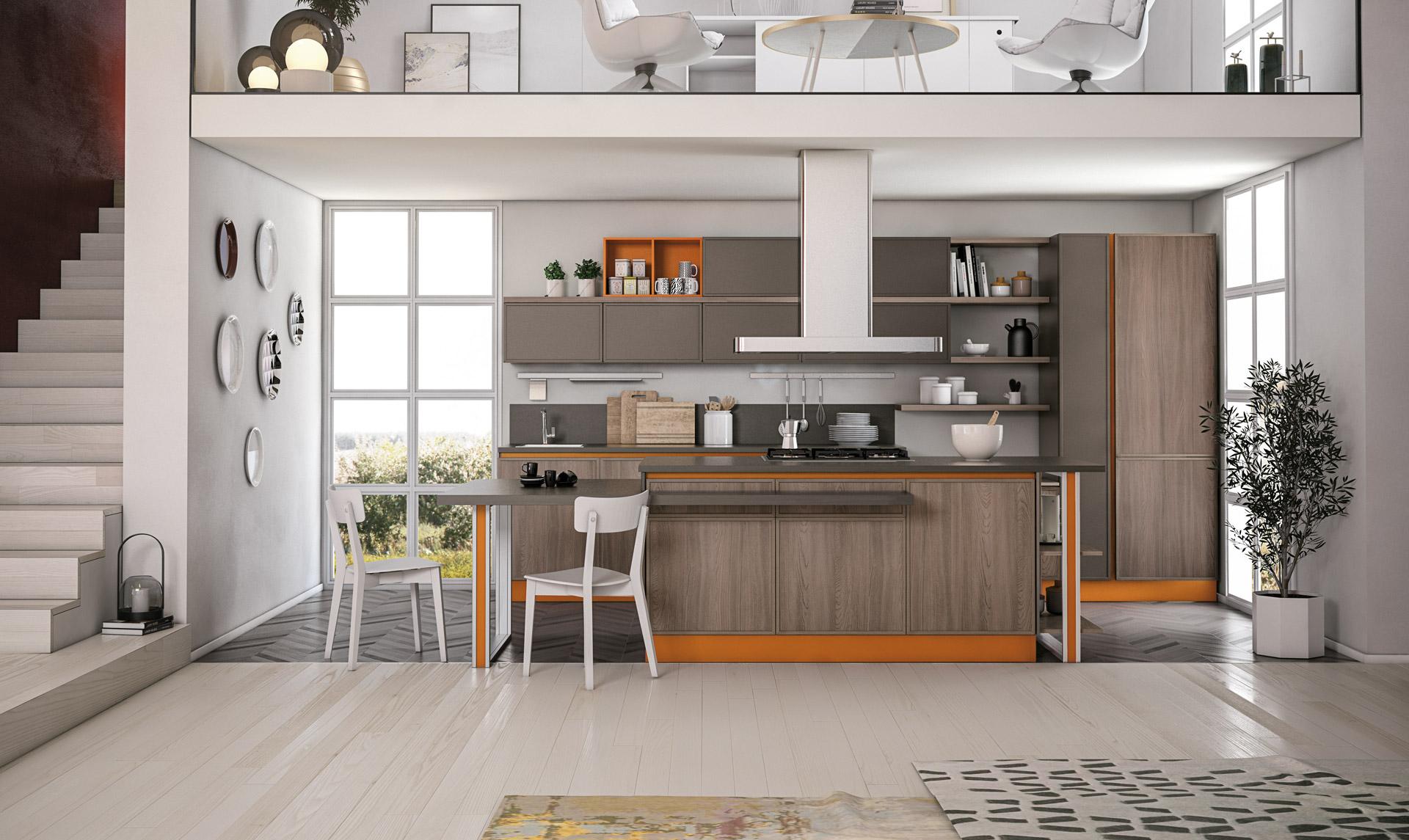 Rivenditori Cucine Lube A Roma creo kitchens - cucine lube la spezia